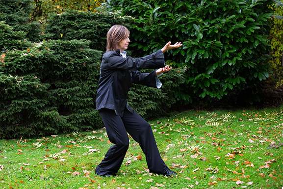 Kung Fu Flow