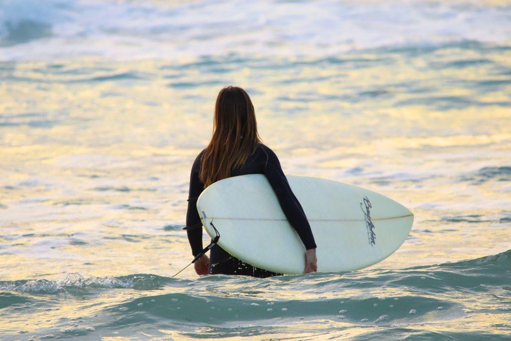 stressmanagement bij surfen